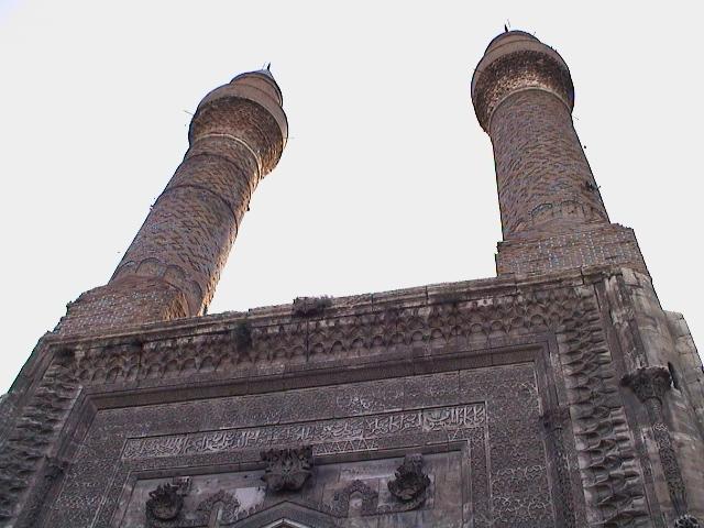 Erzurum -Çifte (Twin ) Minaret Medrese