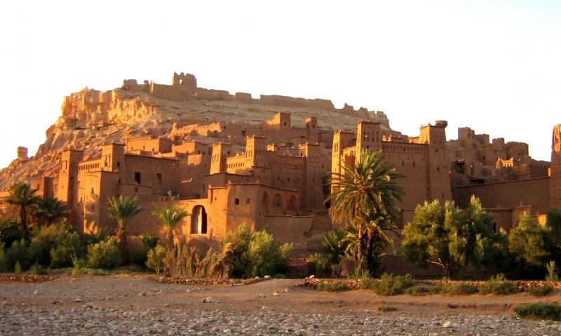 Ouarzazte.