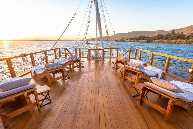 Nuun & Nuut Crucero Dahabia