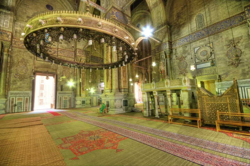 Mosque of Al-Refa'i | Old Cairo