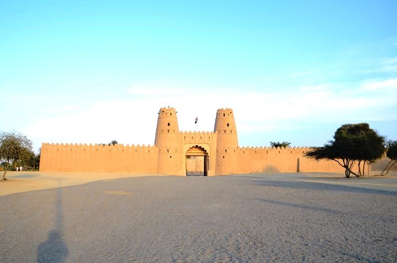 Al Ain Oasis Tour from Abu Dhabi