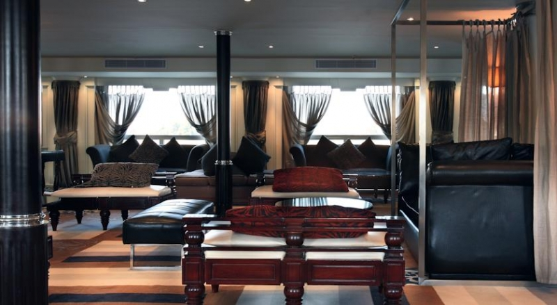 Hamees Nile Cruise Lounge
