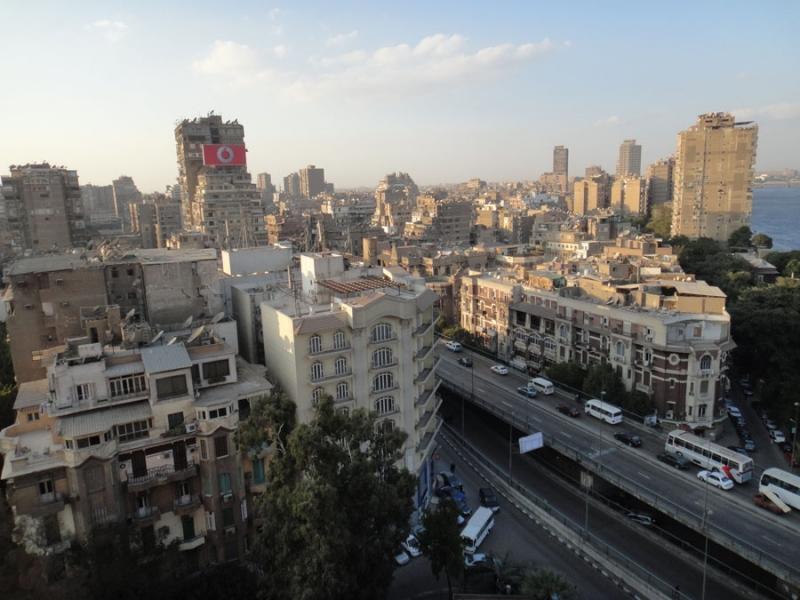 Quartiere di Zamalek