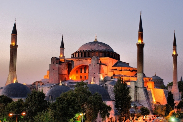Circuit à l'Anncienne Turquie