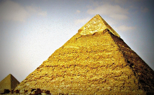 Piramide di Chefren | Necropoli di Giza