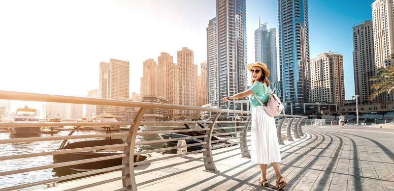 Clima Dubai Aprile