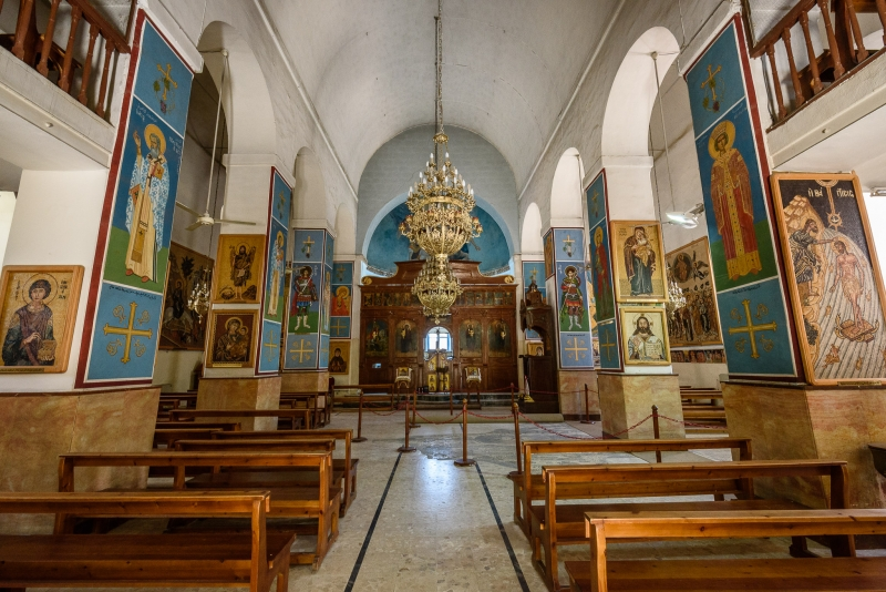 Madaba in Jordan
