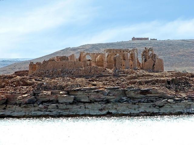 Qasr Ibrim Fortress Ruins