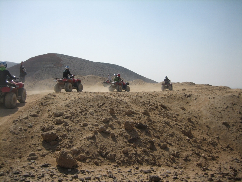 Sunset Quad Bike Tour in Luxor