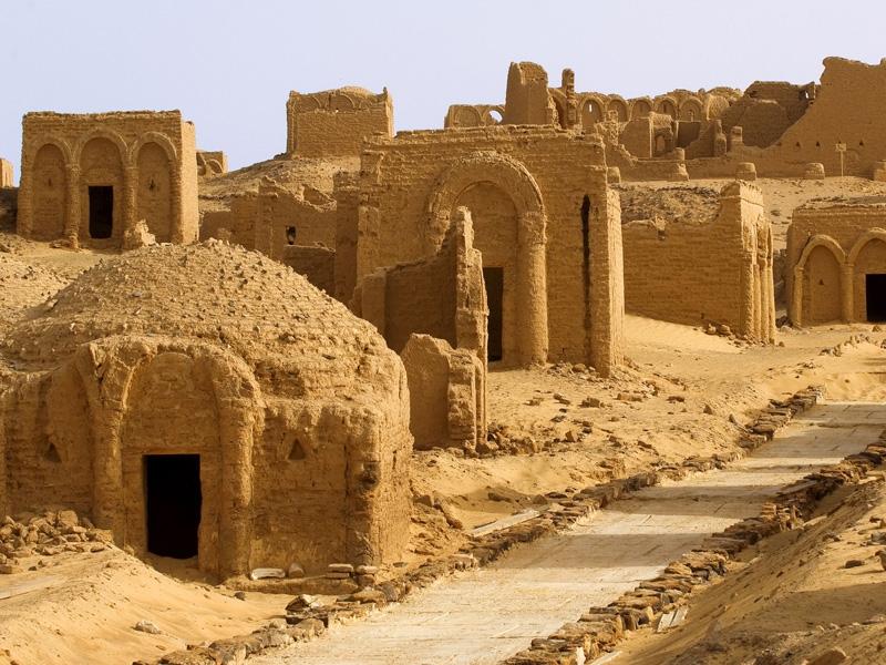 El Kharga Oasis Egypt Oases