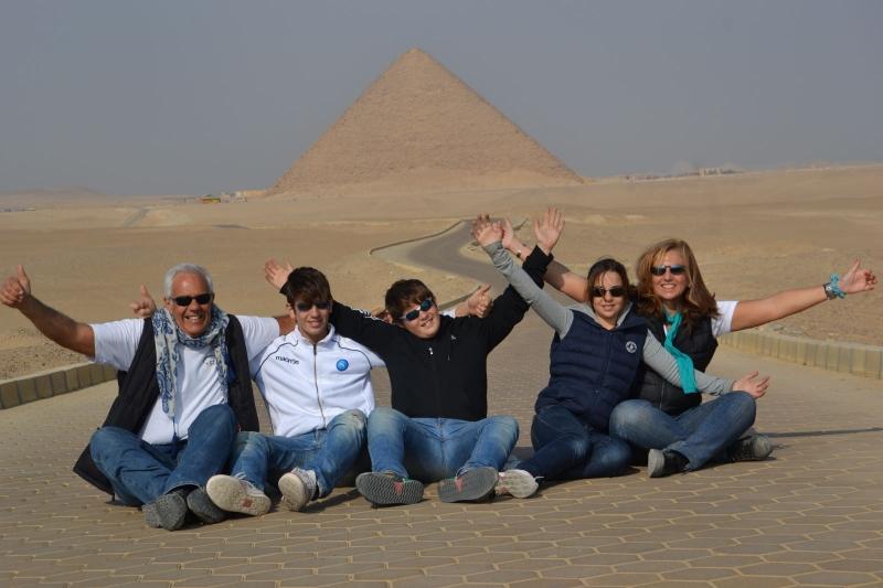 Path to Pyramids