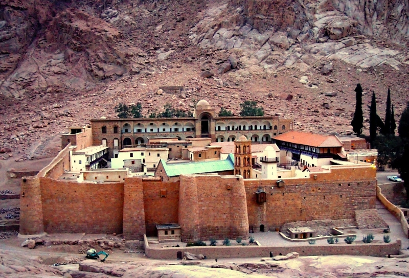 Taba to St Catherine's Monastery Day Trip
