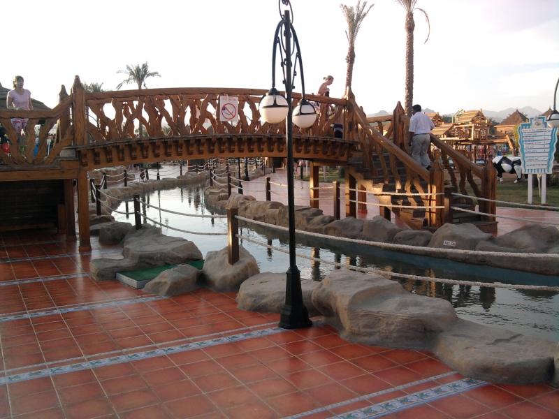 Aqua Park in Sharm El Sheikh