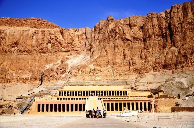 Dia 7: Templo Hatshepsut - Luxor