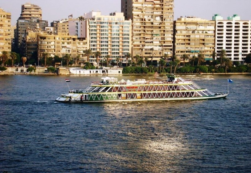Ужин на Круиз по Нилу и Шоу в Каире
