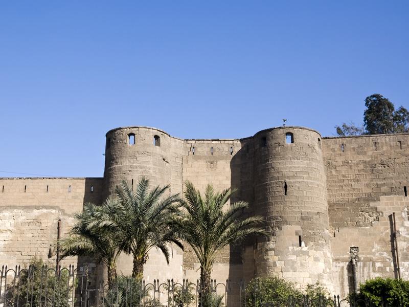 La citadelle du Caire