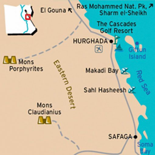Egypt Maps | Where is Egypt on the Map
