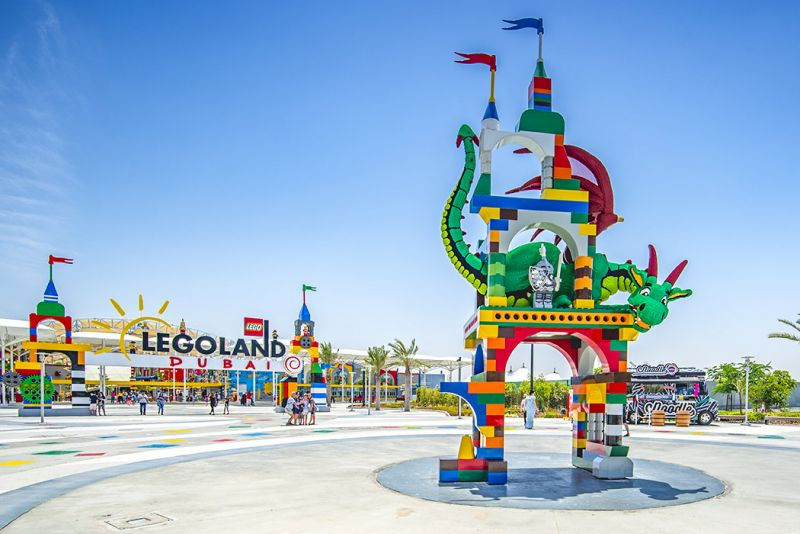 Legoland Dubai Water Park