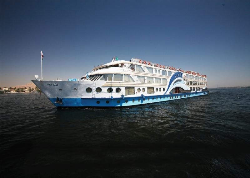 MS Amarco I Nilschiff (4/5 Tage)