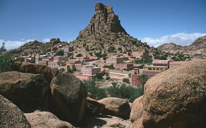 Tour Tafraoute a partir de Agadir