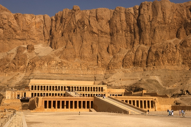 Queen Hatshepsut Complex in Luxor