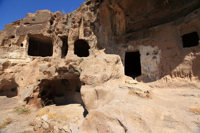 Cappadocia-Historical Places of Turkey