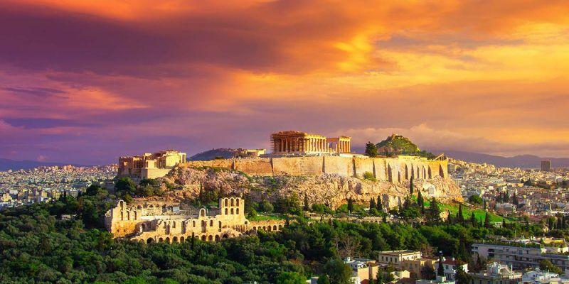 Tudo sobre Atenas