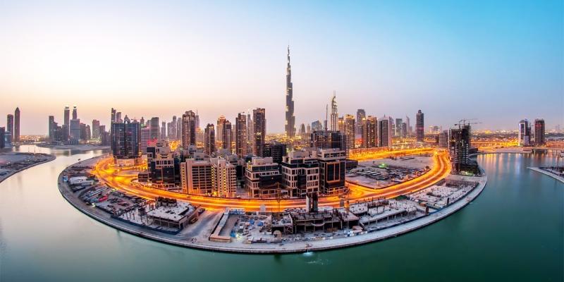 A Cidade Dubai