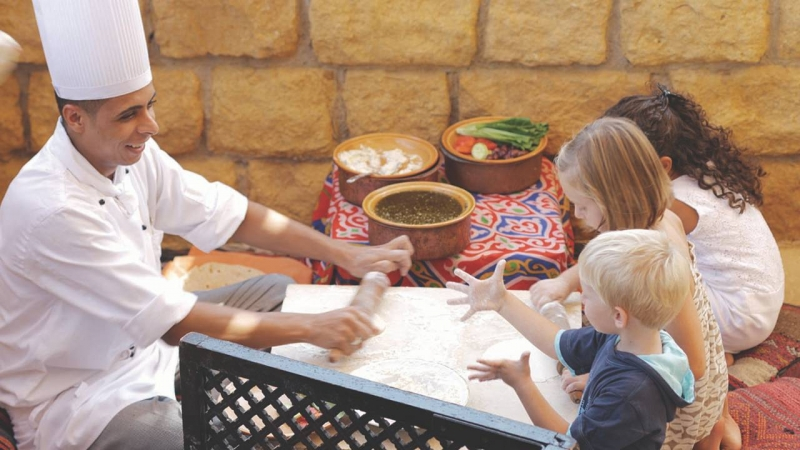 Children Activities at Four Seasons Resort