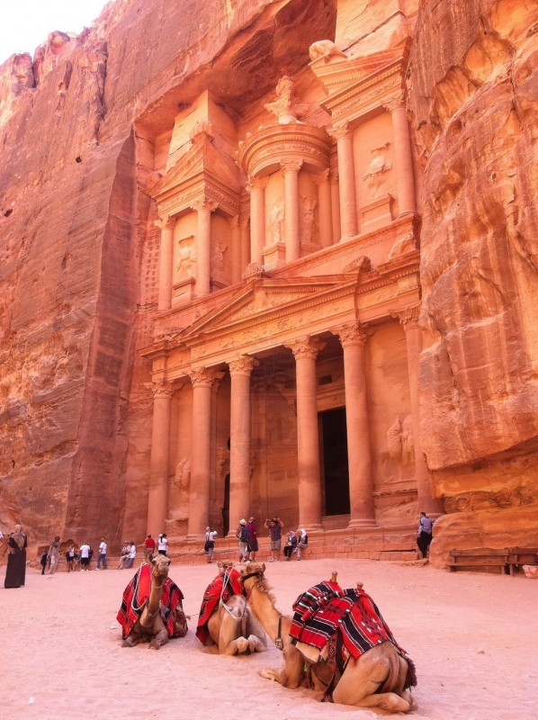 Petra, La ciudad perdida