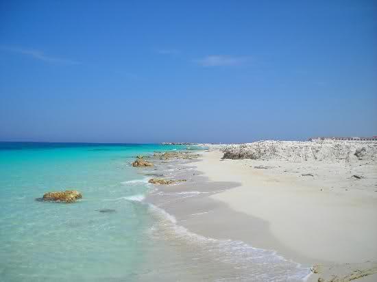 Al Alamein Sea - Egypt