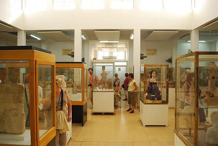Archaeological Museum of Amman