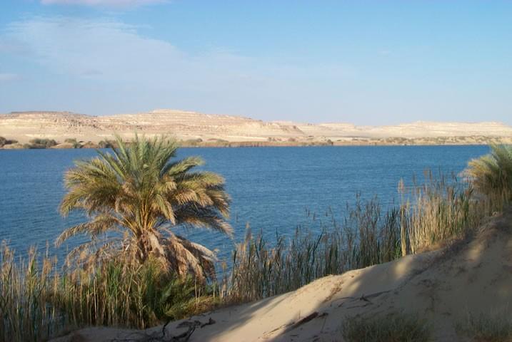 Lac Qaroun, Fayoum