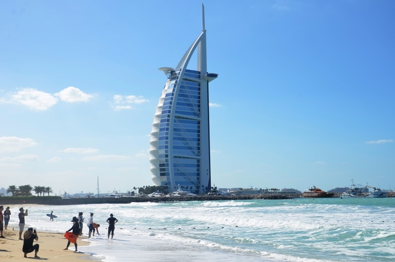 Dubai Highlights Tour from Abu Dhabi Airport