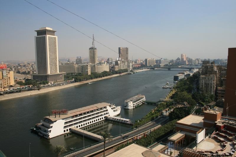 Dîner-croisière sur le Nil: Bateau Nile Maxim