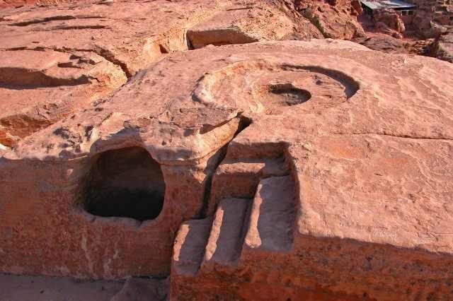 Haut Lieu du Sacrifice Petra