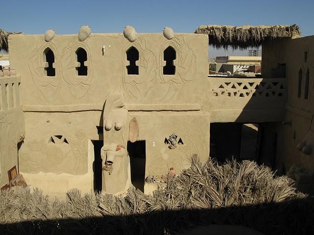 Badr's Heritage Museum in Farafra