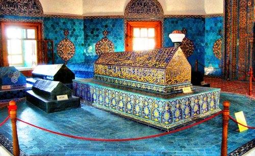 The Green Mausoleum - Mosque and Tomb, Bursa