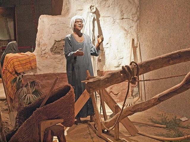 Nubian Early Farmer