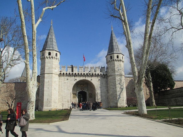 Topkapi Sarayi, Turkey