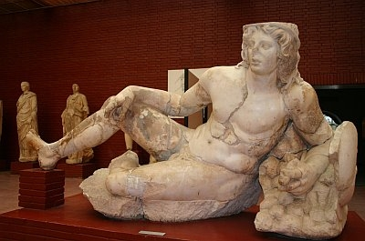 Ephesus Archeological Museum of Turkey
