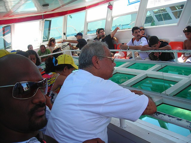 Red Sea Glass Boat Tour in Sharm