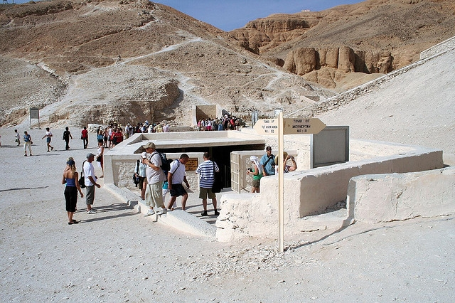 Tomb of King Tutankhamun