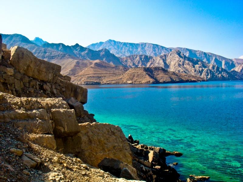 Amazing Khasab