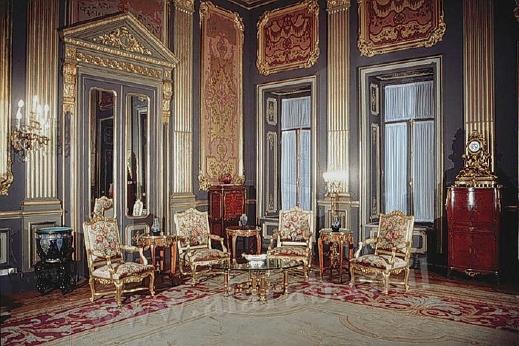 Abdeen Palace Interior