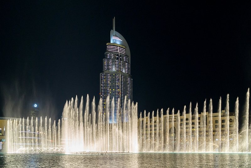 Image result for dubai fountain