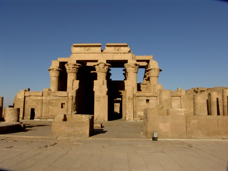 Temple of Sobek at Kom Ombo, Upper Egypt