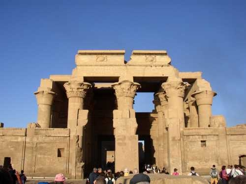 Kom Ombo Temple, Upper Egypt