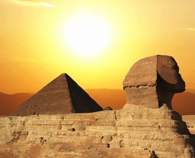 La Gran Esfinge, Egipto