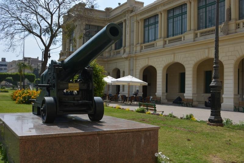 Palazzo Abdin, Il Cairo